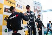 Антон Немкин из Перми победил в автогонке на Смоленском кольце