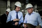Высокая оценка за экологию: что на производстве ПЦБК впечатлило мэра Перми