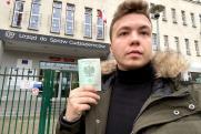 Большинство россиян признали задержание Протасевича незаконным