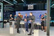 Артамонов на ПМЭФ заключил соглашение о развитии водоснабжения в регионе