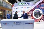 «Уралкалий» на ПМЭФ договорился о поставке инновационных вагонов