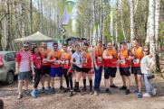Спортсмены «Тюменнефтегаза» преодолели сложнейшие трассы горного ультрамарафона