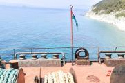 Названы курорты с самой теплой водой на Черном море