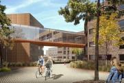 В Екатеринбурге стройку кампуса УрФУ ожидают новые финансовые вливания