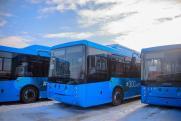 В Кемерове обновят весь автобусный парк к 300-летию региона