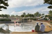 Тюменцам показали, каким будет парк «Алебашево»