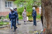 В петербургской девятиэтажке взорвался газ