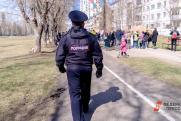 «Похож на Понасенкова»: МВД Красноярска опубликовало видео с грустным участковым