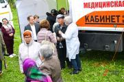 Свердловским деревням увеличат объемы медпомощи
