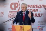 Петербургские эсеры определились с кандидатами в депутаты заксобрания