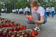 В регионах Приволжья прошла акция «Огненные картины войны»
