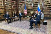 О чем Байден говорил на пресс-конференции после саммита с Путиным