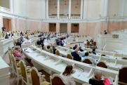 Петербургские депутаты обсудят исполнение бюджета города за 2020 год