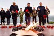 Главы регионов СЗФО почтили память героев войны в День памяти и скорби