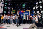 Всероссийский фестиваль «Большая перемена» начался в Москве