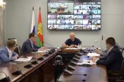 Игорь Артамонов провел совещание по обеспечению безопасности электроснабжения