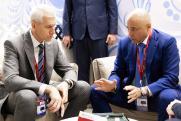 О развитии спорта в Липецкой области поговорил Игорь Артамонов с министром спорта РФ