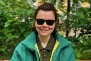 «Цвет настроения – синий»: Татьяна Брухунова отправилась в путешествие