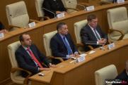 Чьи амбиции круче: свердловский байкер-хирург – депутат Михаил Голованов