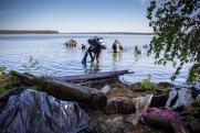 Дайверы очистили от мусора главное озеро Екатеринбурга