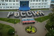Крупнейшие компании провели флешмобы ко Дню России