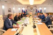 Состоялась встреча главы Адыгеи и руководителя Росавтодора