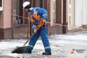 Кузбасские чиновники задолжали миллионы за уборку улиц