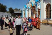 Прихожане боятся обрушения Знаменского собора из-за строительства нового корпуса ТюмГУ