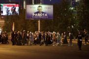 Запрещенный крестный ход в Екатеринбурге