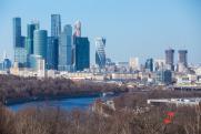 В Москве стартовало строительство двух кластеров центра «Воробьевы горы»