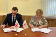 Российский Красный Крест подписал меморандум с белорусским