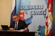 Губернатор Текслер вернулся на Южный Урал