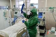 Число коек для больных COVID на Среднем Урале выросло на тысячу