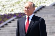 Путин полакомился мороженым на МАКС