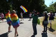 Что случилось с первым в истории Грузии гей-парадом: подробности