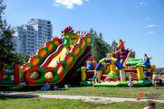 Губернатор изгонит «заполонившие Екатеринбург» батуты
