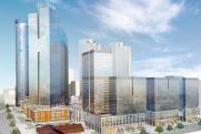 В центре Екатеринбурга построят квартал небоскребов