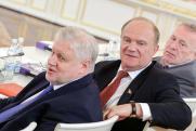 Операция «Преемники» провалилась: почему Жириновский, Зюганов и Миронов никуда не уйдут