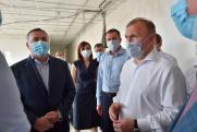 Глава Адыгеи проверил реализацию нацпроектов в Тахтамукайском районе