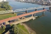В Новосибирске рабочие смонтировали 285 метров четвертого моста