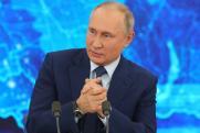 Путин пообещал Крыму дать деньги на флаги для всей страны