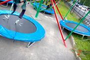 В парках Новокузнецка нашли массу аттракционов с нарушениями