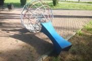 В Иркутске на ребенка рухнула металлоконструкция
