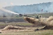 Танки, вертолеты и пехота: на полигоне «Свердловский» стартовал форум «Армия-2021»