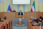 Расходы на Верховный Совет Хакасии выросли в новом варианте бюджета