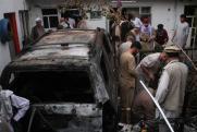 Власти США знали о готовящихся терактах в Кабуле