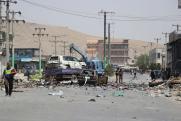 ИГ* взяло на себя ответственность за атаку в аэропорту Кабула