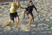 Жар-птицу Жаришку сделали талисманом ЧМ по пляжному футболу в Москве