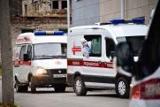 Врачи рассказали о состоянии горевшего в церкви петербуржца
