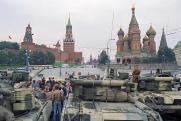 Иркутяне вспоминают 19 августа 91-го: тридцать лет ГКЧП